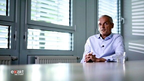 Stefan Kastner, Leiter der Verbrechensbekämpfung der Münchner Polizei