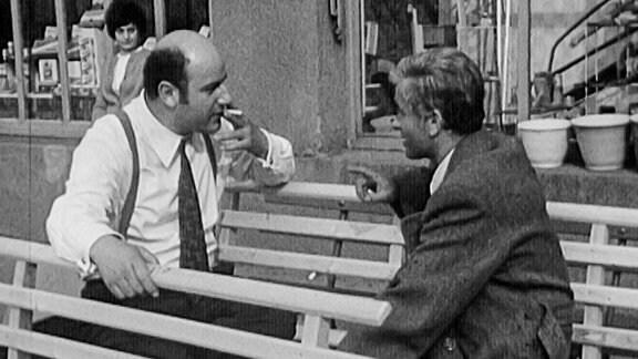 Manfred Krug und Armin Mueller-Stahl