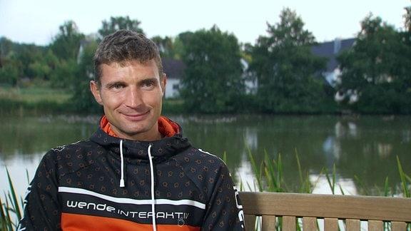 Manuel Karger, ehemaliger Leistungssportler, jetzt Long Covid-Patient.