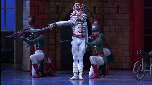 Der Nussknacker - Ballett in zwei Akten