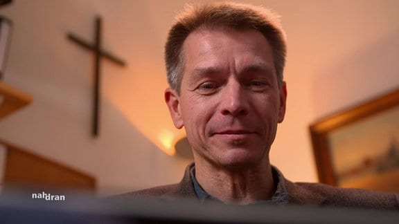 Pfarrer Markus Hille.