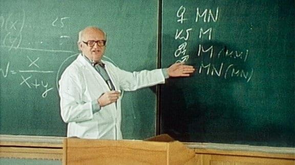 Der Gerichtsmediziner Otto Prokop.