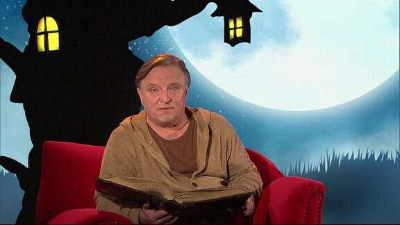 """Axel Prahl liest """"Der gestiefelte Kater"""""""