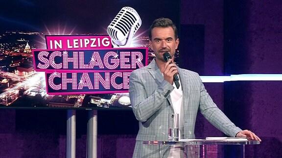 Florian Silbereisen Moderiert die Sendung