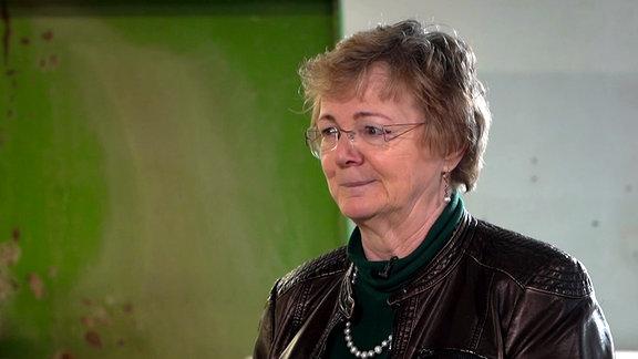 Sybille Kaiser – Geschäftsführerin Porzellanfabrik Hermsdorf