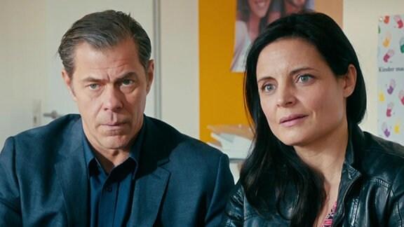 Christoph (Sven Martinek) und Susanne (Elisabeth Lanz)