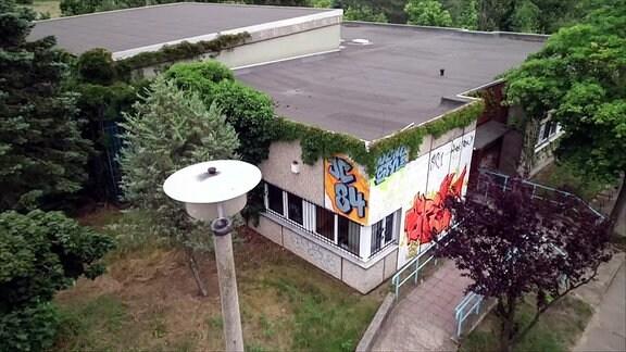 Jugendclub 84 in Wolfen