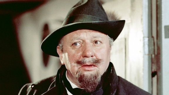 Das Buschgespenst - Förster ( Kurt Böwe), 1986.