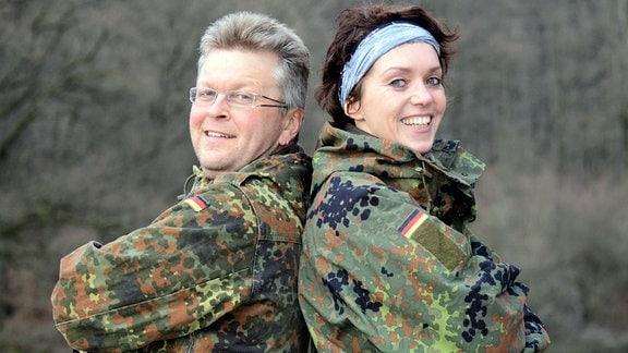Svenja und Ralph Schieke