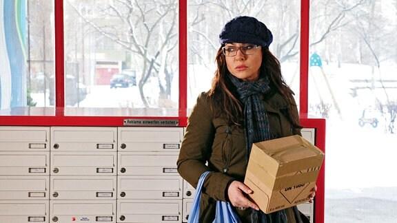 Wieder einmal hat die Post für Alexandra (Simone Thomalla) keine guten Nachrichten gebracht.