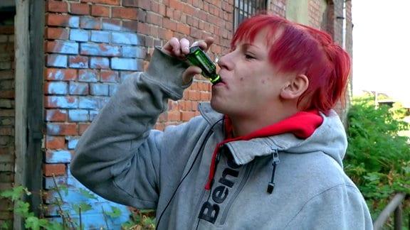 EdS: Betteln, Saufen, Sterben (2) – Obdachlose am Bahnhof (2019)