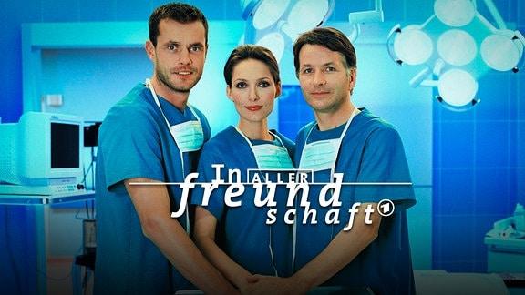 Cast IaF Staffel 01