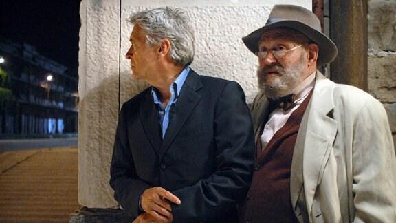Mit Hilfe seines Freundes Galvano will Commissario Laurenti einen alten Nazi-Kollaborateur zur Strecke bringen.