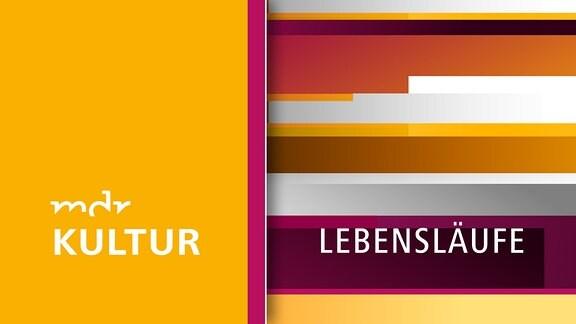 MDR KULTUR | Lebensläufe - Logo