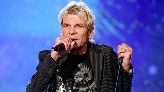 Der Sänger Matthias Reim.