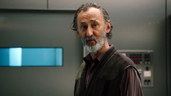 Herr Arslan, gespielt von Ercan Durmaz
