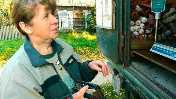 Ljudmila Ignatovič, Weißrussin