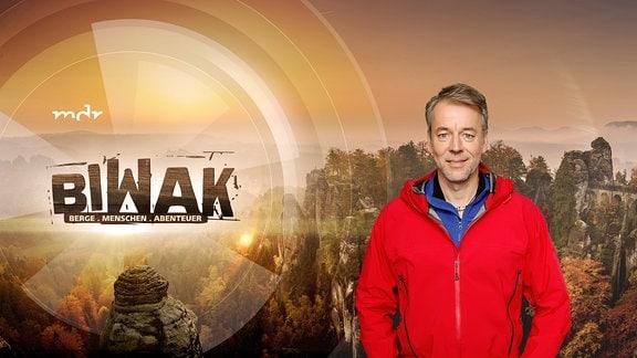 Biwak - mit Moderator Thorsten Kutschke