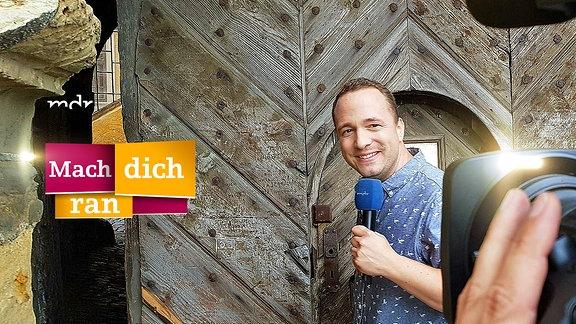 Mach dich ran - mit Moderator Mario D. Richardt