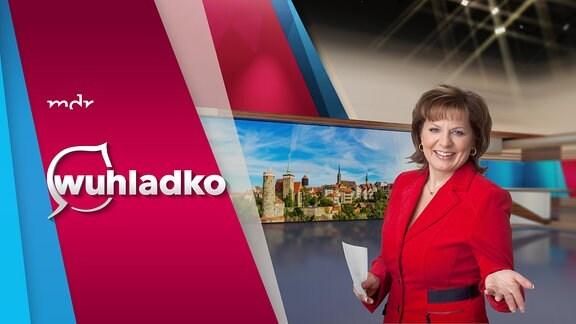 Wuhladko - mit Moderatorin Bogna Koreng