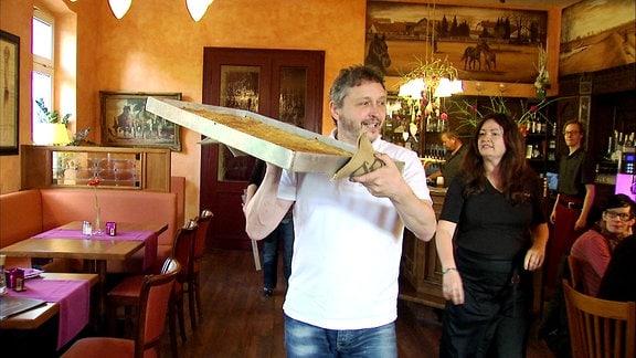 Unsere köstliche Heimat: Der Torgauer Speckkuchen