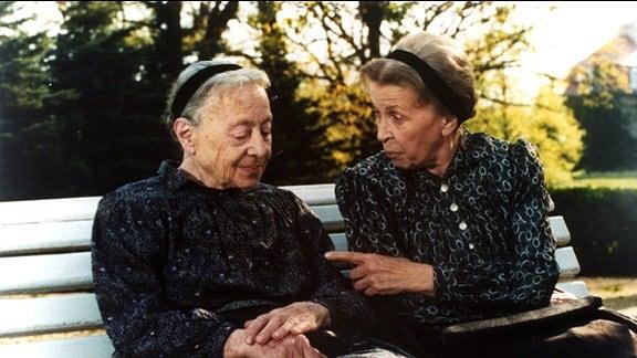 Oma und Oma
