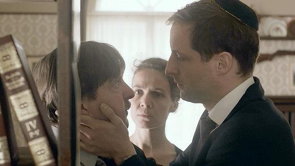 Bild aus dem Film Trauerweiden.