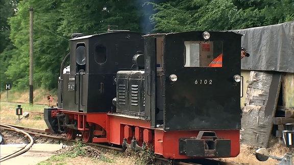 Zug um Zug - Vom Leben auf schmaler Spur (1)