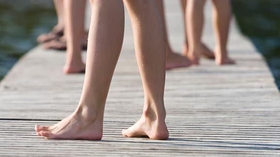 Figarino - taube Füße