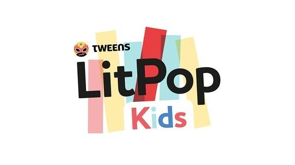 MDR TWEENS LitPop Kids Logo
