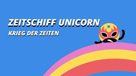 Hörspiel Zeitschiff Unicorn Teaser