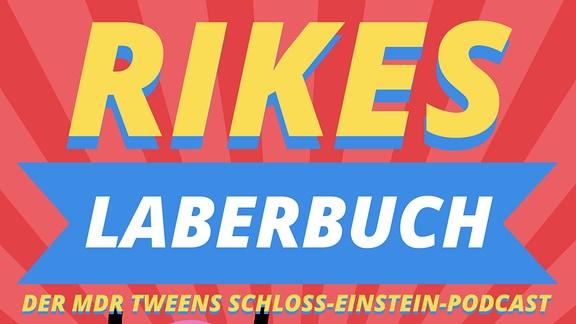 Coverbild zum Schloss Einstein-Podcast mit Rike.