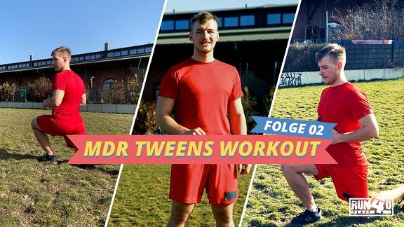 MDR Tweens Workout mitr Coach Justus