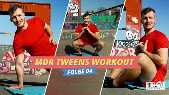 MDR TWEENS Workout Folge vier Bild