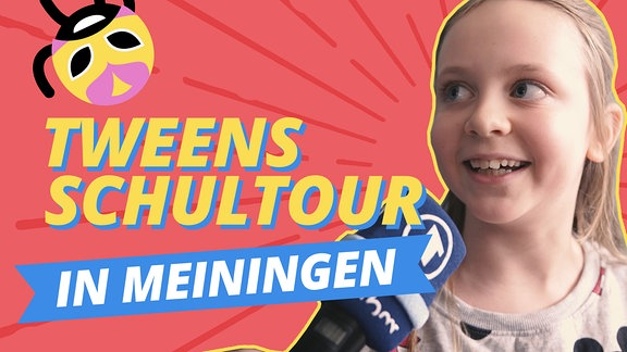 TWEENS Schultour in Meiningen Video