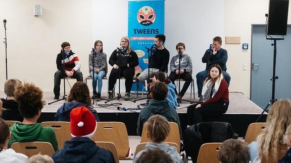 TWEENS Schultour Dezember 2019 in Tangermünde Podcast