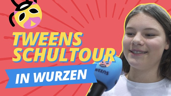 MDR TWEENS Schultour in Wurzen Video