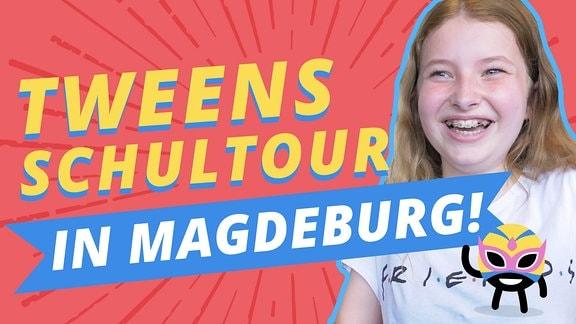 Thumbnail des Videos der Schultour in Magdeburg.
