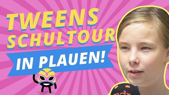 Thumbnail des Videos der Schultour in Plauen