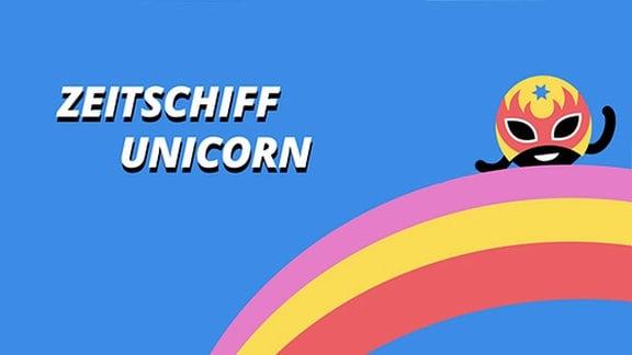 Zeitschiff Unicorn ist ein Hörspiel für MDR Tweens.