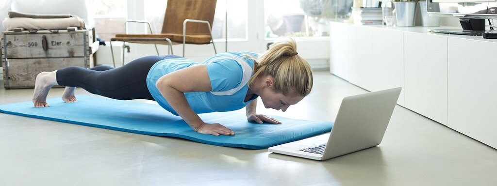 Online-Yoga-Kurse zum Abnehmen