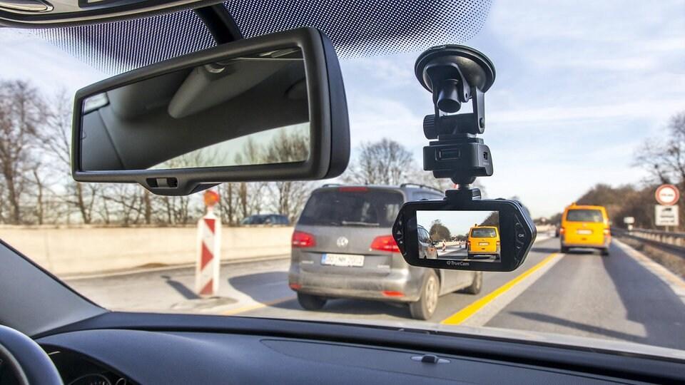 Dashcams im Auto: Was ist erlaubt? - MDR