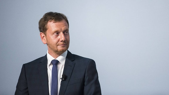 Der sächsische Ministerpräsident Michael Kretschmer