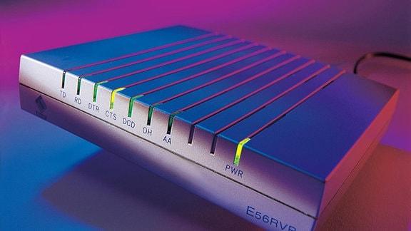 Ein W-Lan-Router