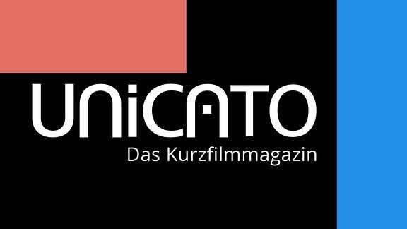 unicato-Logo auf schwarzer Fläche.