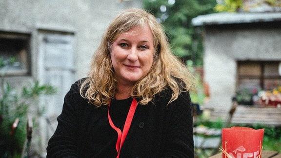 Leiterin des Neiße Filmfestivals Ola Staszel