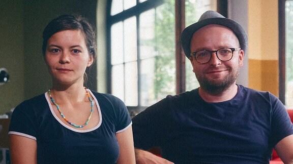 Susanne Assmann und Henryk Balkow im Interview