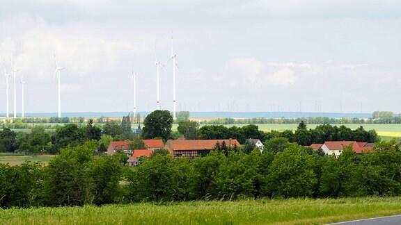 Ortsansicht Kutzleben