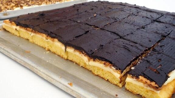 LPG-Kuchen, ein Blechkuchen aus Kutzleben