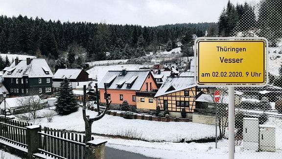Unser Dorf hat Wochenende - Vesser